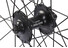 Rodi M460 Vorderrad 26x1.9 32L Disc mit Alivio Disc 6-Loch schwarz